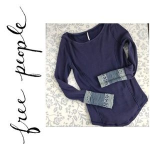 Free People Rosey Thermal
